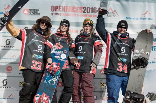 2016, los vencedores en Montafon (Austria) FWQ 3*.