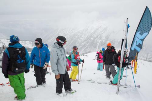 2013 Snowbird (Utah, USA), 1º Edición 2013, Freeride Junior Championship