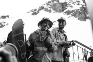 Podium in Mt. Olympus (NZ), 1st. position.